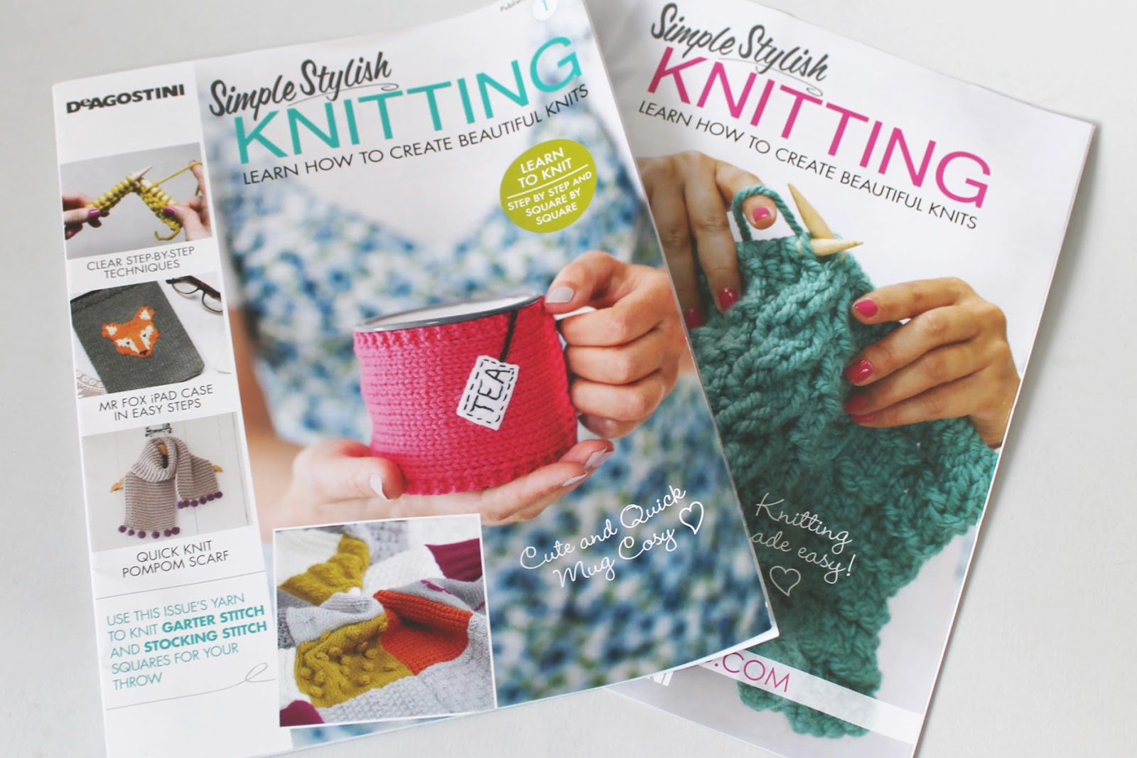 dress - Stylish simply knitting binders video