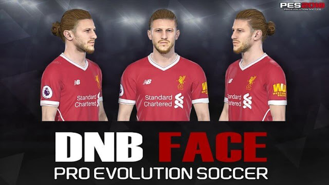 Adam Lallana Face PES 2018