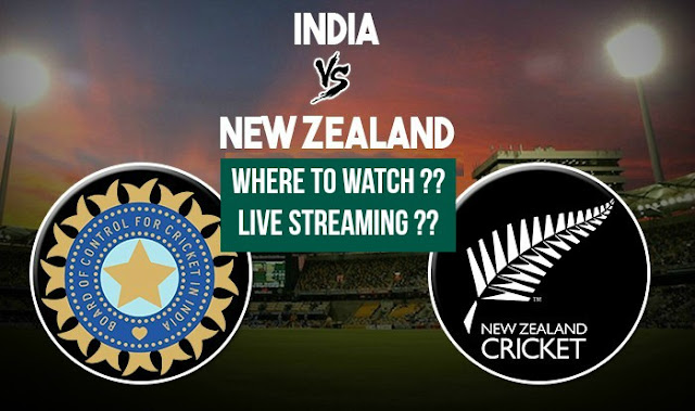 Where to watch, live streaming, India vs New Zealand 2nd ODI 2017