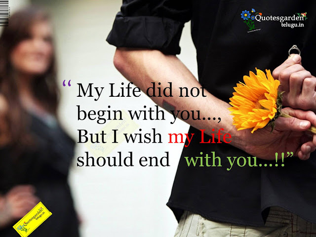 Best love proposals and Heart touching love quotes ...