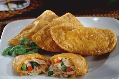 Comida típica de Portovelo