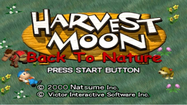 Download Harvest Moon PC Games