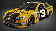 nascar racing car,yellow and black,sports