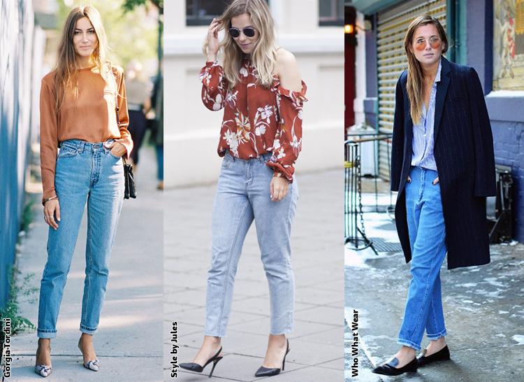 Tendência: Calça Mom Jeans