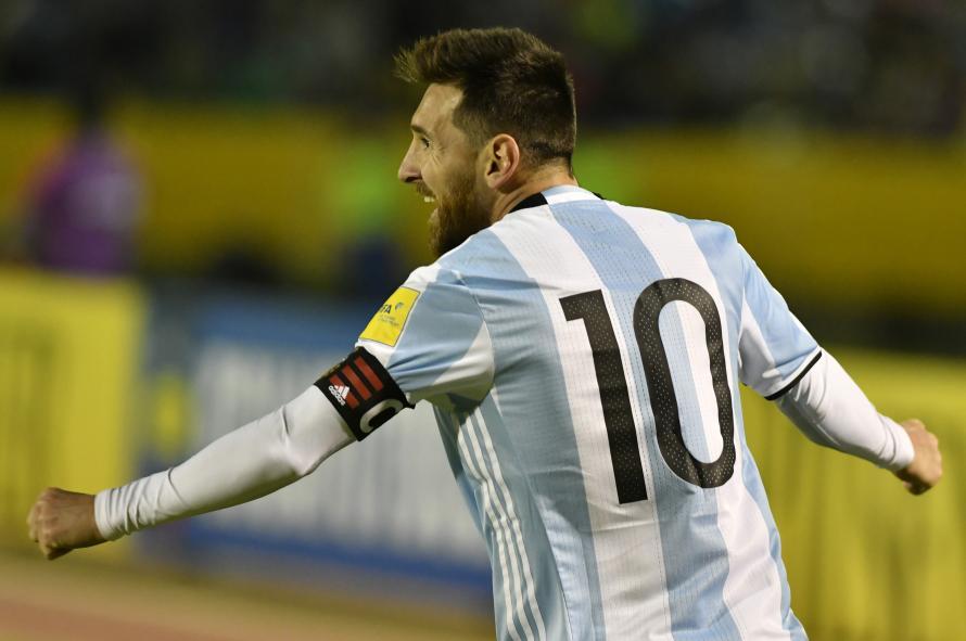 Lionel Messi Mau Argentina Pertahankan Momentum