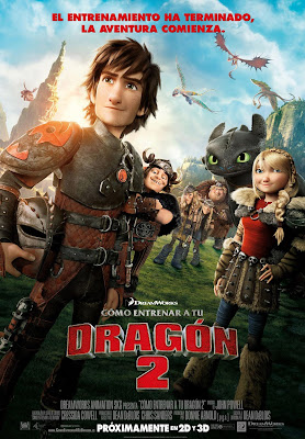 How to Train Your Dragon 2 [2014] [DVD] [R1] [NTSC] [Latino]
