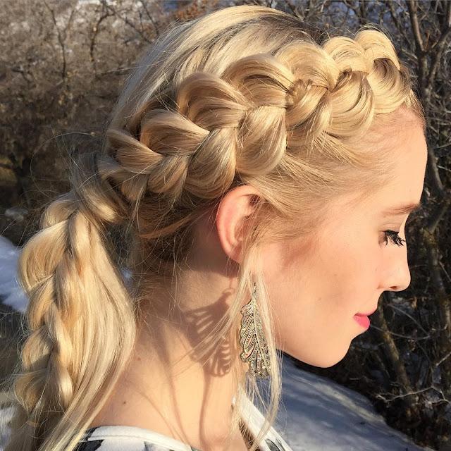 6 Penteados lindos para você arrasar em qualquer ocasião, que são super fáceis e combinam com tudo. Você vai ficar muito estilosa e maravilhosa quando se inspirar nessas opções incríveis.