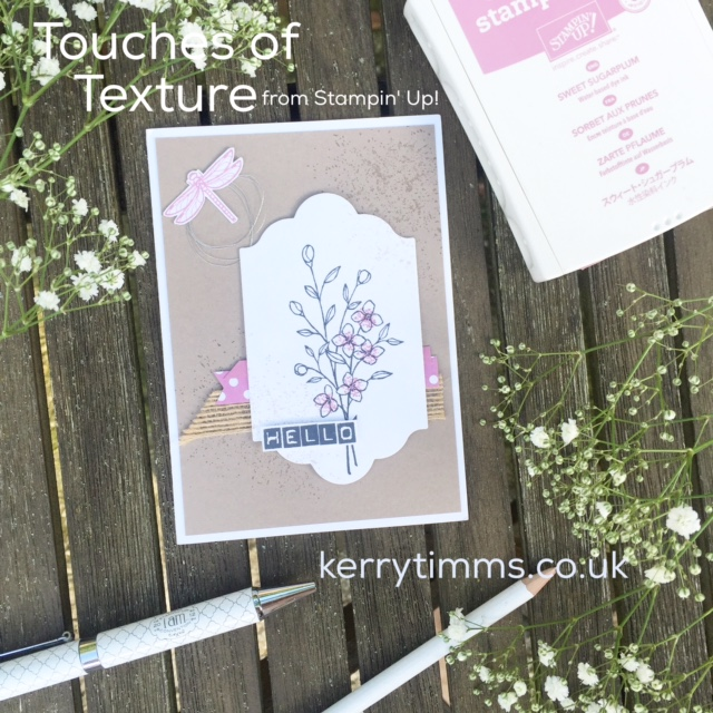 kerry timms stampin up handmade card cardmaking class gloucester papercaft scrapbooking hobby female invitation homemade creative crafts craft create paper dragonfly therapy therapeutic colouring