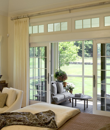 Can I Add Transom Windows? Is A Straight Transom Or Arched Transom Best?    Interior Design Greensboro