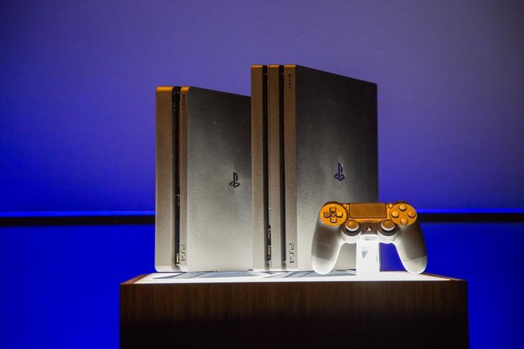 Kini PlayStation 4 Pro Bisa Dimainkan Diresolusi 4K