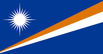 Bandiera delle isole marshall