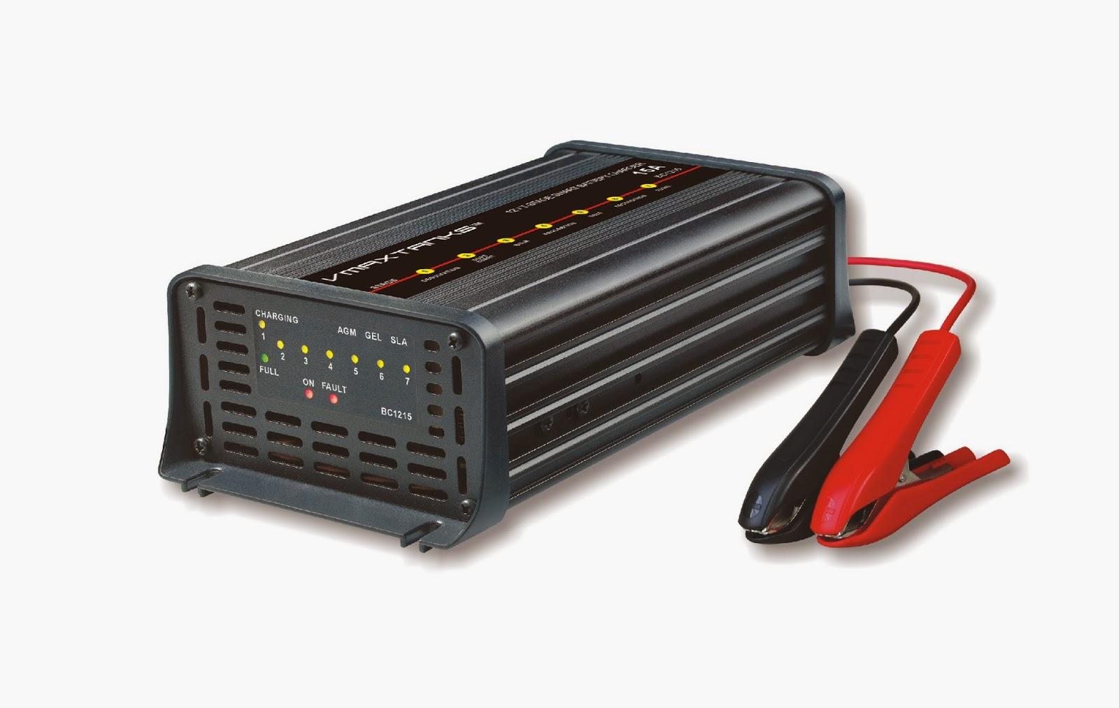 Bargains.com Blog: VMAX 15 Amp 12-Volt Smart Battery ... on