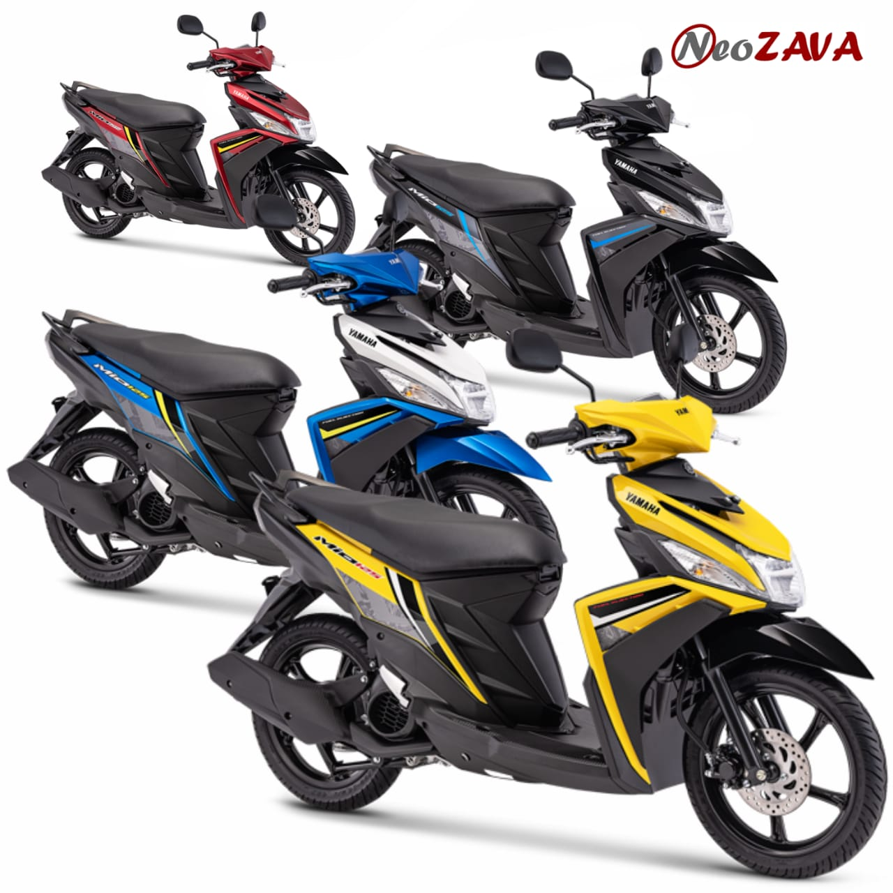Neozava Yamaha Bogor Mio M3 Cw