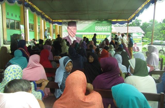 Relawan Ali BD Gelar Pengobatan Gratis