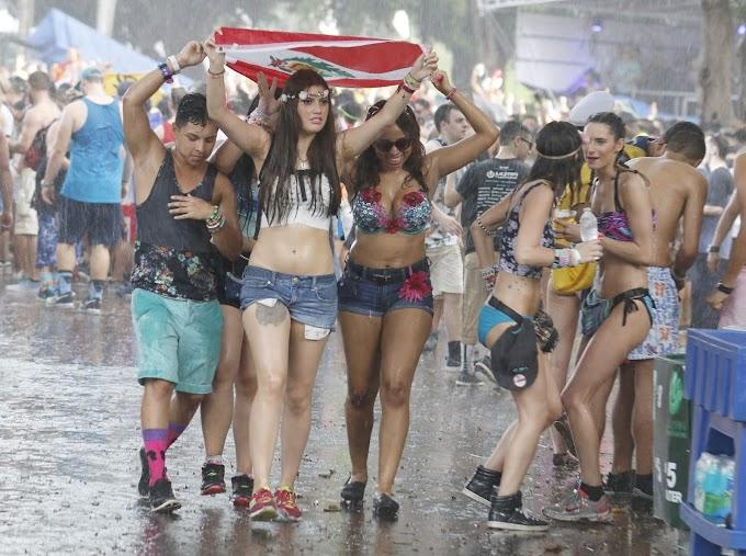 How Music Festivals Shape Cities
