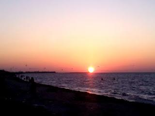 Playa Chelem Puerto Yucatan Mexico