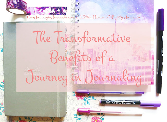 The Transformative Benefits of a Journey in Journaling