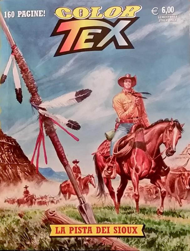 Color Tex N.9 La pista dei Sioux