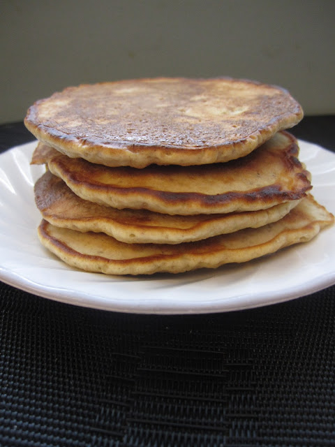 Quinoa Pancakes Recipe