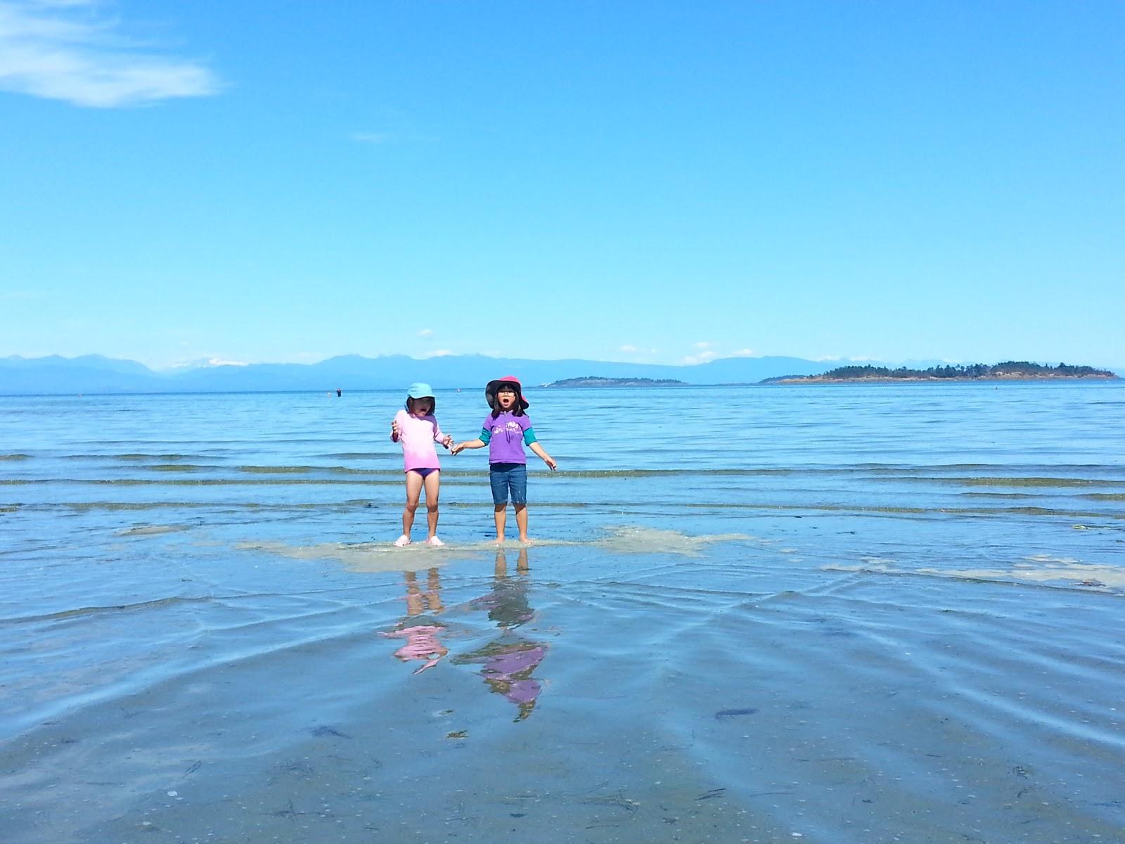 île de Vancouver Hook up