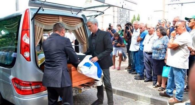 Photos: Mourinho Lays Father To Rest