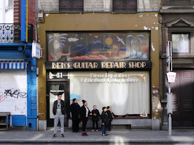 BEN'S GUITAR REPAIR SHOP