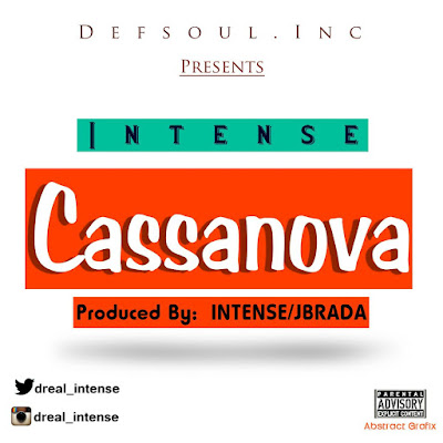 Intense - Cassanova(Prod by Intense & Jbrada)