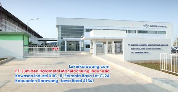 Loker Operator Produksi   PT. Sumiden Hardmetal Manufacturing Indonesia Karawang Terbaru Februari 2018
