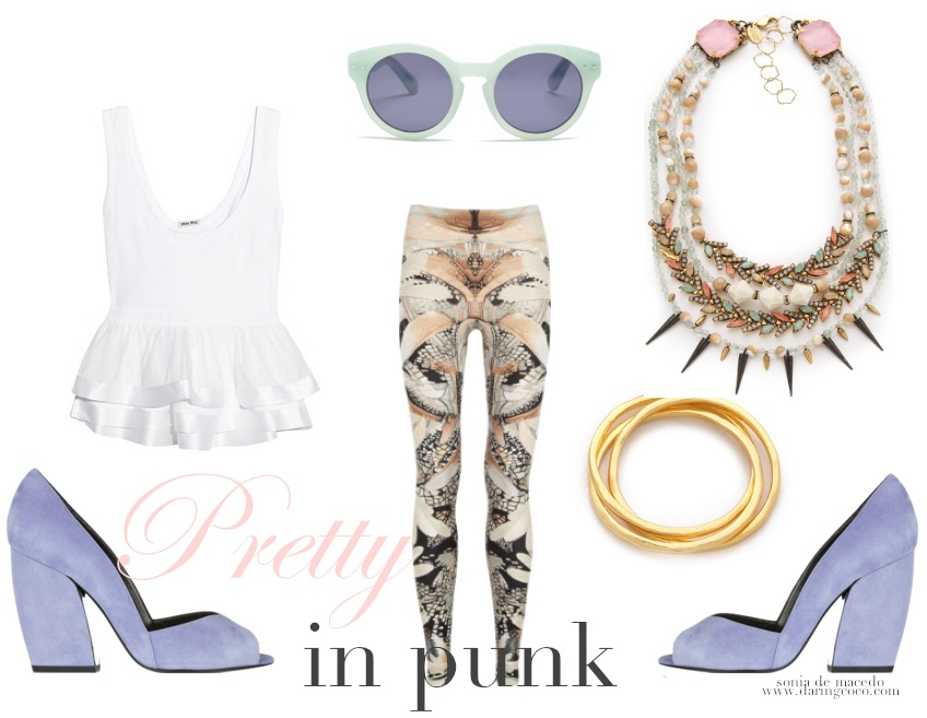 outfit pretty in punk