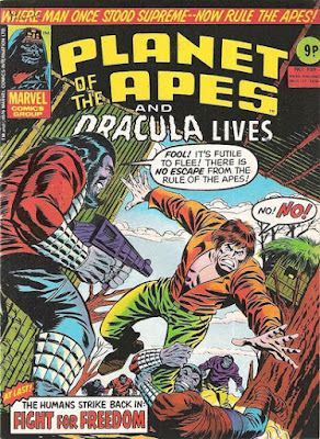 Marvel UK, Planet of the Apes #109