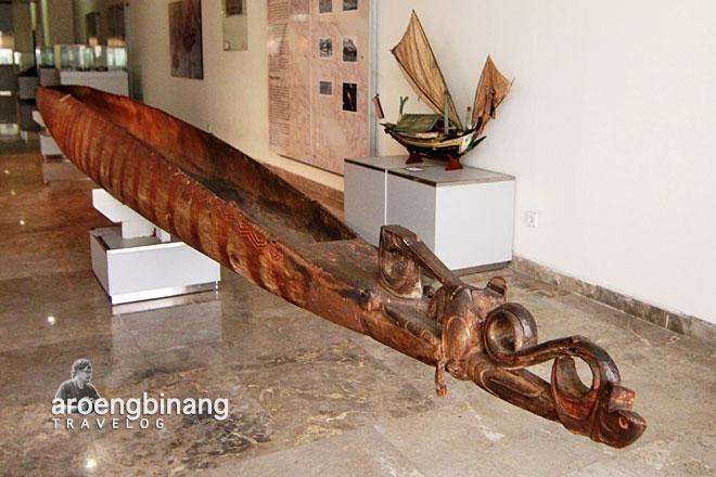 museum nasional indonesia perahu kayu
