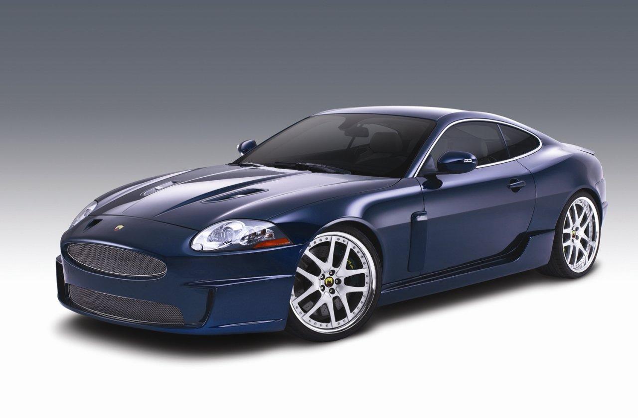 Car: Jaguar Xkr