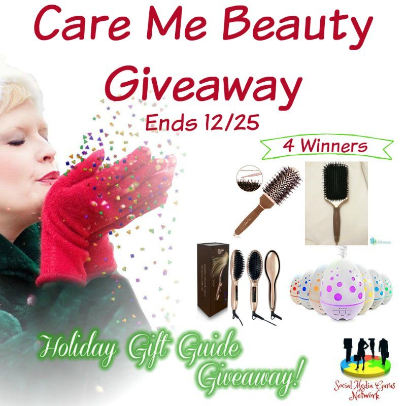 Care Me Beauty Gift Guide Giveaway