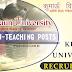 Kumaun University Recruitment 2019: Apply now for NON-TEACHING POSTS