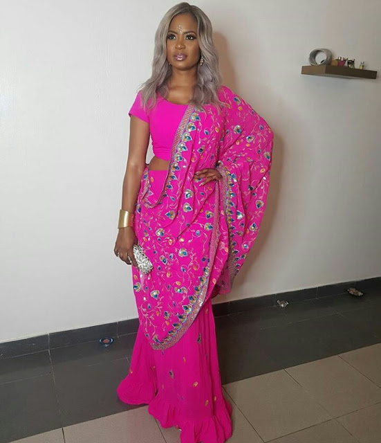 Stella Dimoko Korkus.com: The Wedding Party 2 Arabian Themed Premier ...