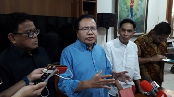 Disebut Haus Jabatan, Rizal Ramli : 3 Kali Saya Tolak Tawaran Jokowi