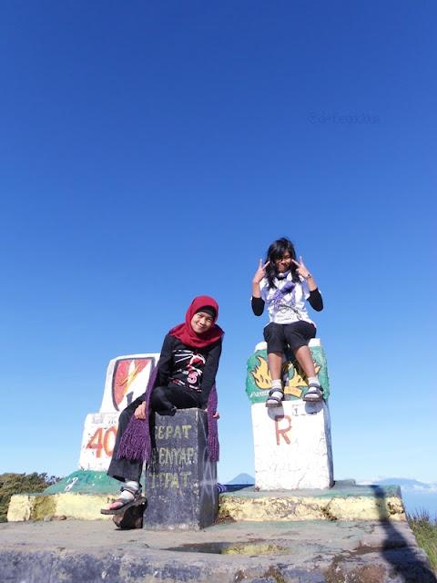 Mendaki Gunung Ungaran
