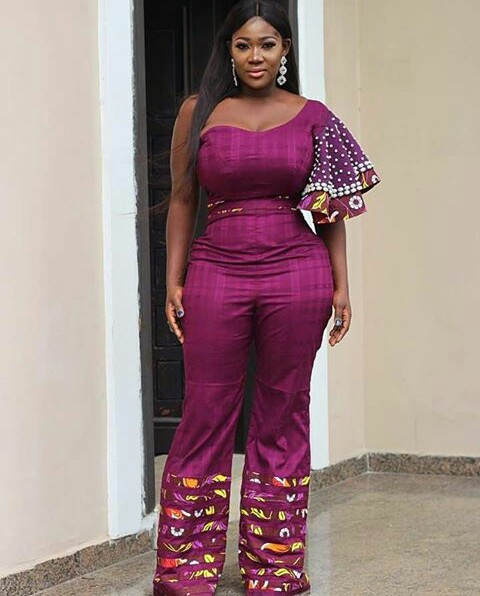 Stylish image of mercy johnson
