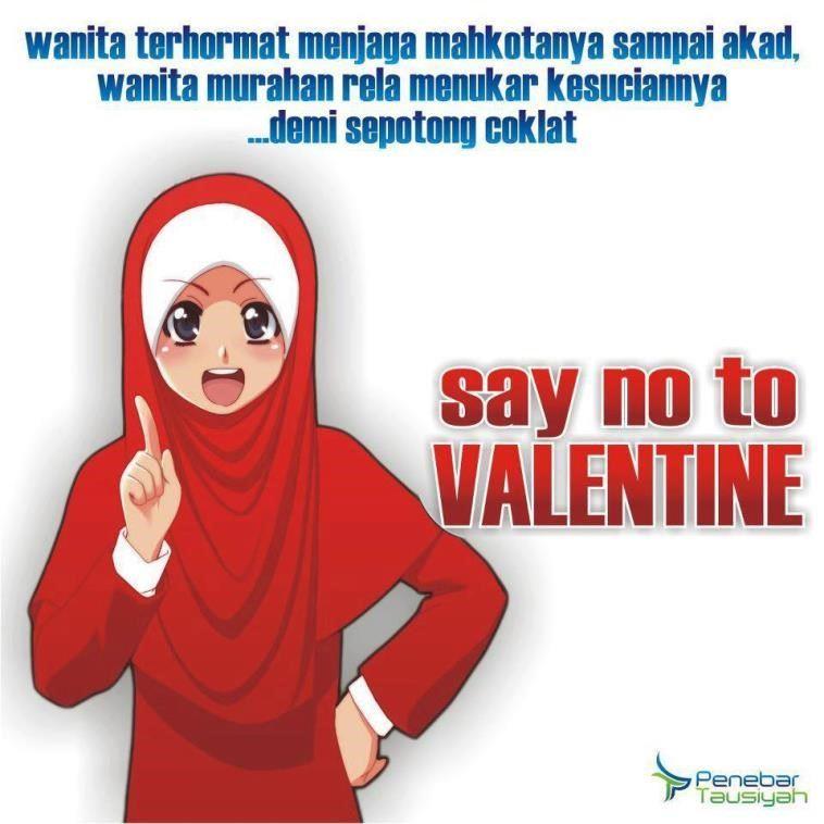 valentine menurut hukum islam