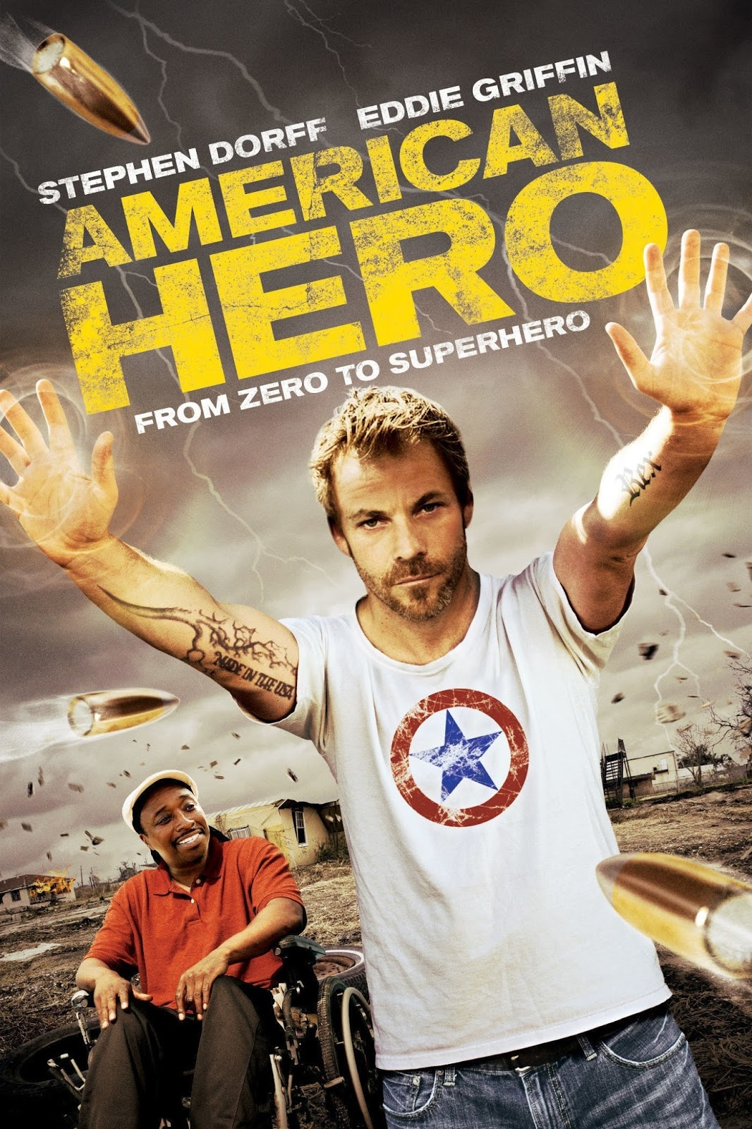 American Hero 2015 - Full (HDRIP)
