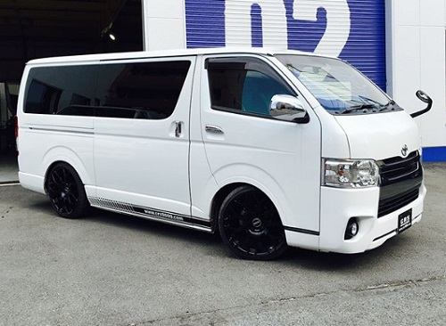 Design Toyota Hiace New 2018