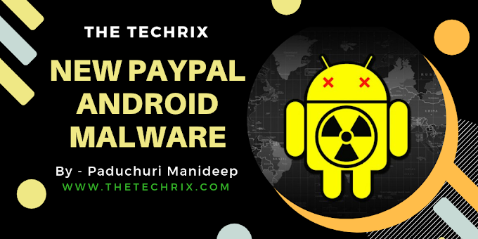 This Android Malware Steal Money From Your PayPal Account By Bypassing 2FA