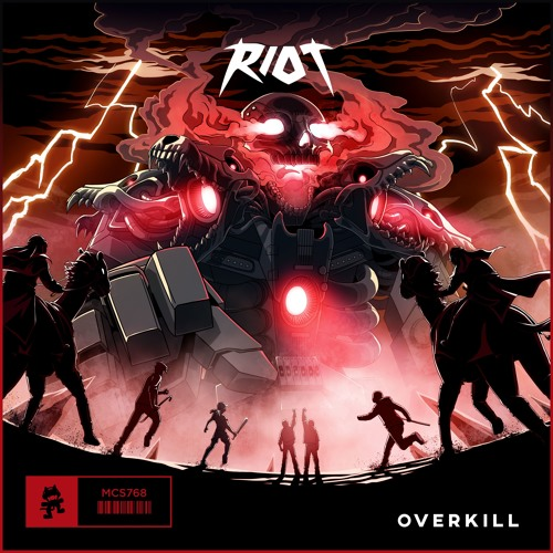 "RIOT Unleash Their Latest Single ""Overkill"""