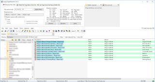 Tag&Rename file screenshot.