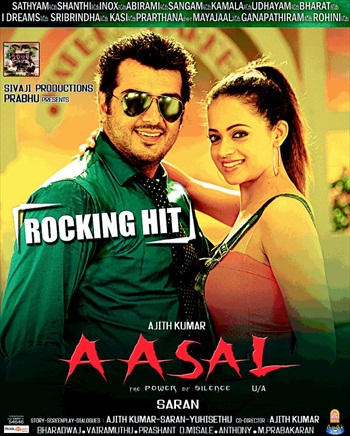 Aasal 2010 Dual Audio Hindi 720p HDRip 1GB