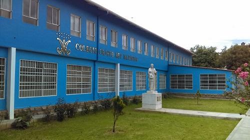 Escuela CRISTO REY - Cajamarca