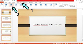 cara powerpoint video