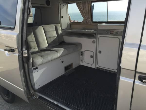 1989 VW Westfalia Vanagon Camper Van - Buy Classic Volks