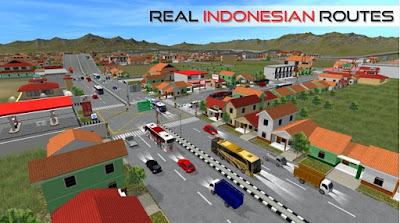Download Bus Simulator Indonesia APK Android ~ BUSSID