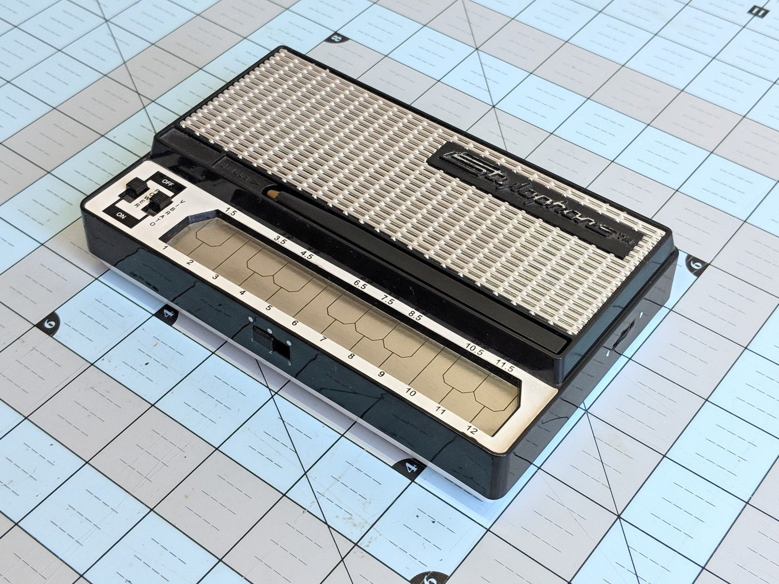 matrixsynth stylophone retro pocket synth re creation 2004. Black Bedroom Furniture Sets. Home Design Ideas